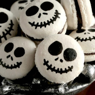 макарони хэллоуин